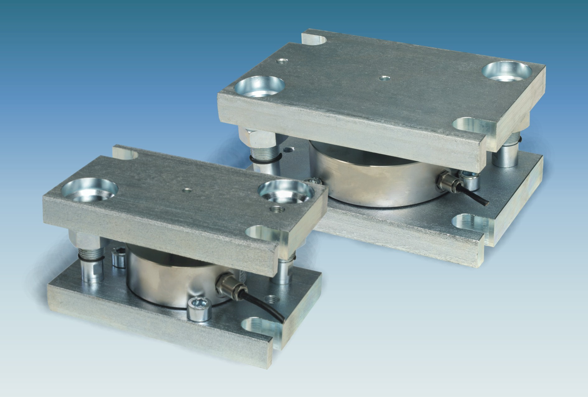 Complete Weighing Assemblies