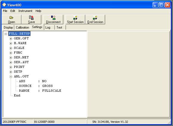 R400 Series Viewer PC Software – Rinstrum